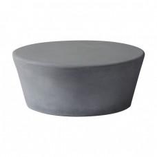 Τραπεζάκι τσιμέντου Cement Grey D.75 H.30cm
