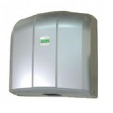 Συσκευή πλαστική γιά ζικ ζακ ασημένια 24χ22