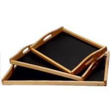 Δίσκος ξύλινος σερβιρίσματος 60χ40