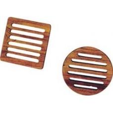 Σουπλά κατσαρόλας ξύλινο 19χ19