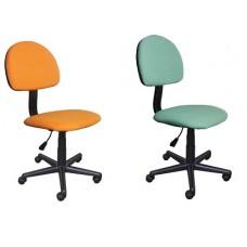 Καρέκλα γραφείου μέ μπράτσα ύφασμα
