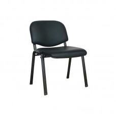 Καρέκλα γραφείου επισκέπτη μάυρη έκπτωση 10%