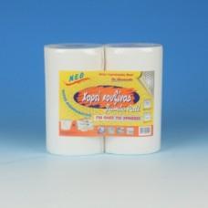 Χαρτί κουζίνας διπλό Daily 2x400gr x9δεμ.
