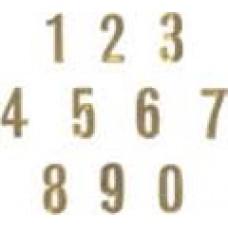 ΑΡΙΘΜΟΣ ΔΩΜΑΤΙΩΝ PVC Νο 1 -10