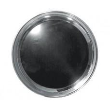 Δίσκος σερβιρίσματος inox αντ/κός 35cm