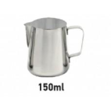 Γαλατιέρα κωνική inox 150ml