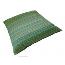 Θήκη πούφ μαξιλάρας τεράγωνη αδιάβροχη διάφορα χρώματα