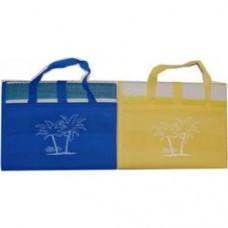 Ψάθα - τσάντα 90χ180