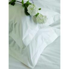 Παπλωματοθήκη 160χ240 μονη λευκη 144-κλωστες 100%cotton