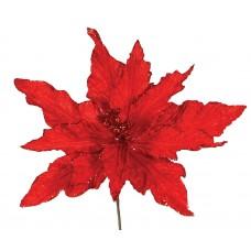 Διακοσμητικό δεντρού λουλούδι κόκκινο