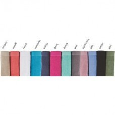 Πετσέτα προσώπου 50χ90 480γρ.διάφορα χρώματα 100% cotton