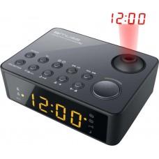 Ράδιο-ρολόι Muse M-178P Μαύρο