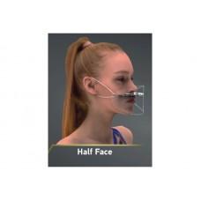 Μάσκα προσωπίδα HALF-FACE