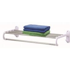 Ράφι μπάνιου γιά πετσέτες 62χ24χ12εκ.