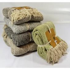 Ριχτάρι υφασμάτινο 170χ300 cotton 100% έκπτωση 15%