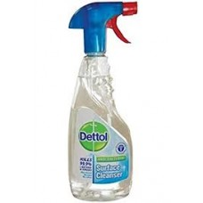 Dettol Anti-Bacterial Multi Surface Cleanser Spray, 440ml