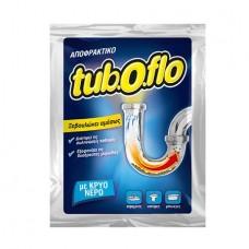 Αποφρακτικό TUBOFLO σκόνη 60γρ. μέ κρύο νερό χ30συσκ.