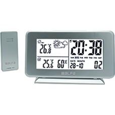 Μετεωρολογικός σταθμός - ρολόι et 877c
