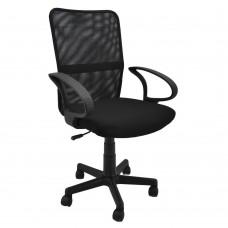 Καρέκλα γραφείου μαύρη