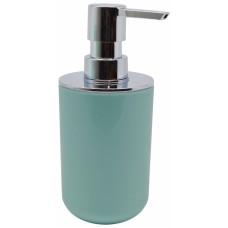 Σαπουνοθήκη για υγρό σαπούνι πλαστική σε βεραμάν χρώμα