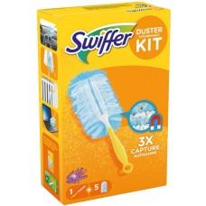 Swiffer duster kit με 5 ανταλλακτικα αρωμα λεβαντα