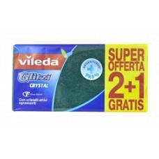 Σφουγγάρια κουζίνας vileda 2+1