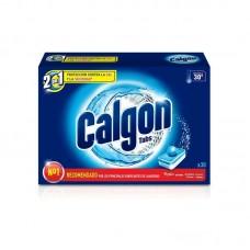Ταμπλέτες Κατά των Αλάτων Calgon 30Τεμ.