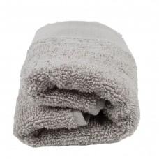 Πετσέτα προσώπου 40χ70 100% βαμβακερή γκρί