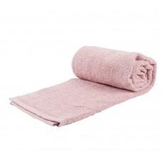 Πετσέτα σώματος 140χ70 100% βαμβακερή ρόζ