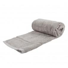 Πετσέτα σώματος 140χ70 100% βαμβακερή γκρί