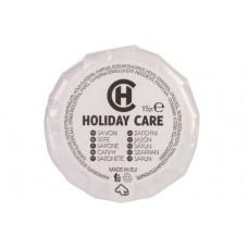 Σαπουνάκι ξεν/είου holiday care-soap τυλιγμένο 15gr 25τεμ. χ40κιβ.