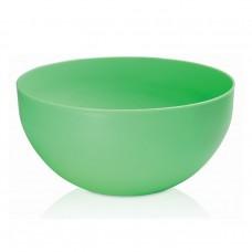Σαλατιέρα πλαστική στρογγυλή βαθύ 10εκ. διάφορα χρώματα