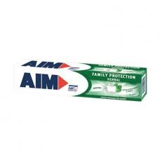 Οδοντόκρεμα Aim Herbal 75ml  χ24κιβ.