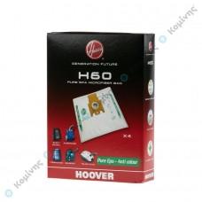 Σακούλες Ηλεκτρικής Σκούπας hoover h60 4τεμ.