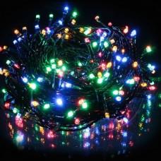 Λαμπάκια χριστουγεννιάτικα led 140 χρωματιστά εξωτερικού